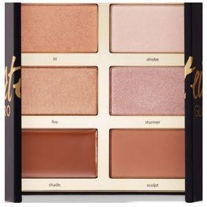 tarte Tarteteist Pro GLOW Makeup Palette NWT